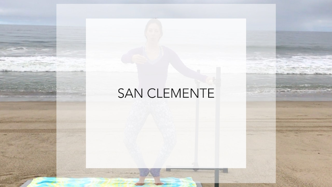 San Clemente: 32 Minute Total Body Slim