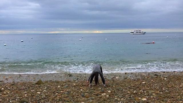 Descanso Beach Stretch