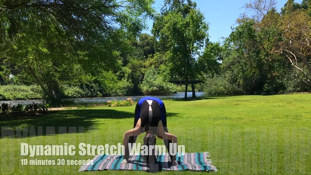Annadale Dynamic Stretch