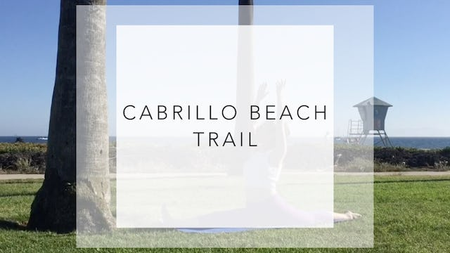 Cabrillo Beach Trail: 21 Minute Total Body Barre Workout