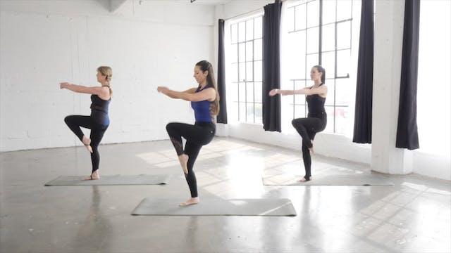 Ballet Aerobics Workout
