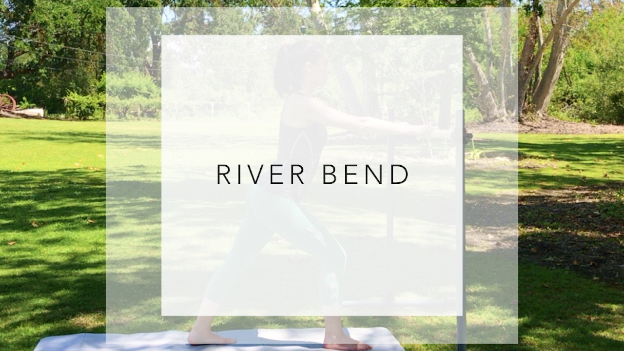 River Bend: 34 Minute Complete Body Toning