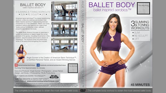 ABT Ballet Body Digital DVD