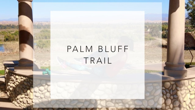 Palm Bluff Trail: 20 Minute Outdoor Barre Workout