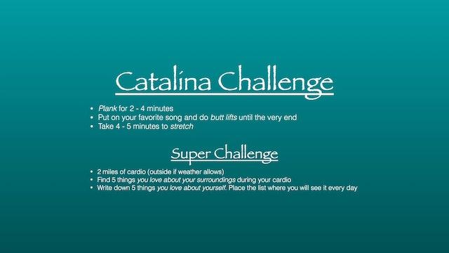 Catalina Challenge