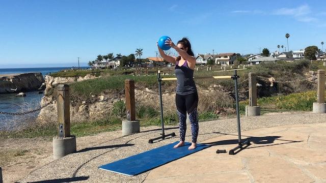 Week 3: Chiseled - Small Ball Workout