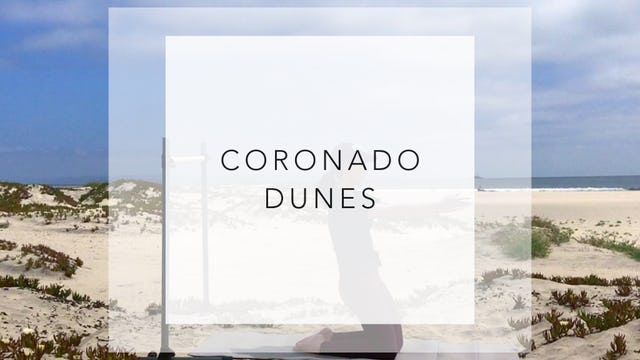 Coronado Dunes: 20 Minute Lower Body Chiseling