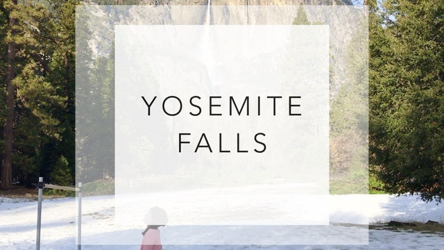 Yosemite Falls: 15 Minute Total Body Workout