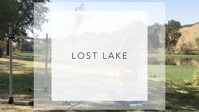 Lost Lake: 28 Minute Full Barre Class