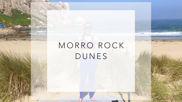 Morro Rock Dunes: 22 Minute Beach Ready Workout