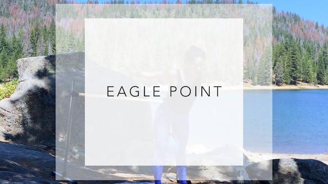 Eagle Point: 20 Minute Ball Burn