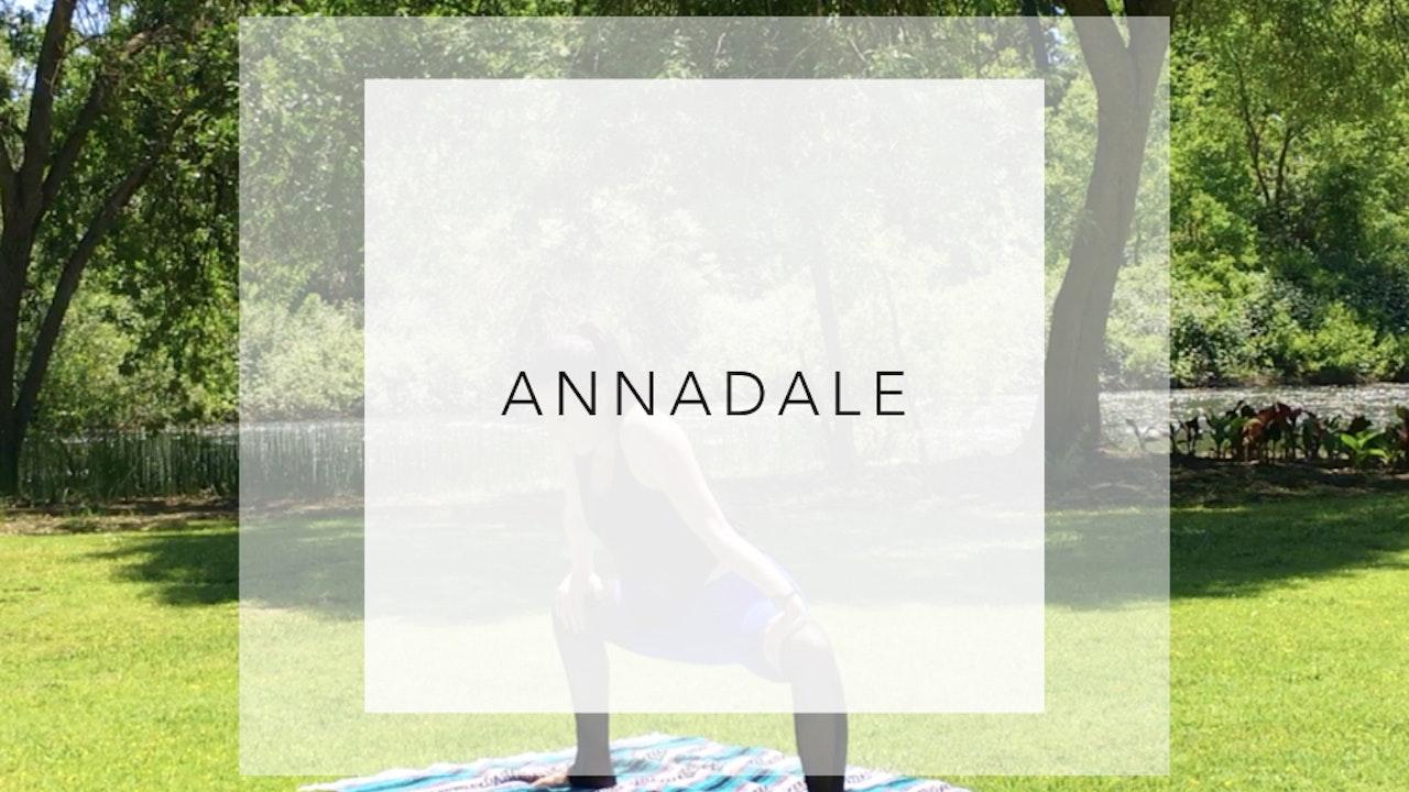Annadale: 19 Minute Dynamic Stretch