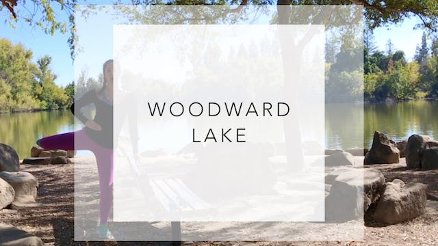 Woodward Lake: 20 Minute Park Bench Workout: Total Body