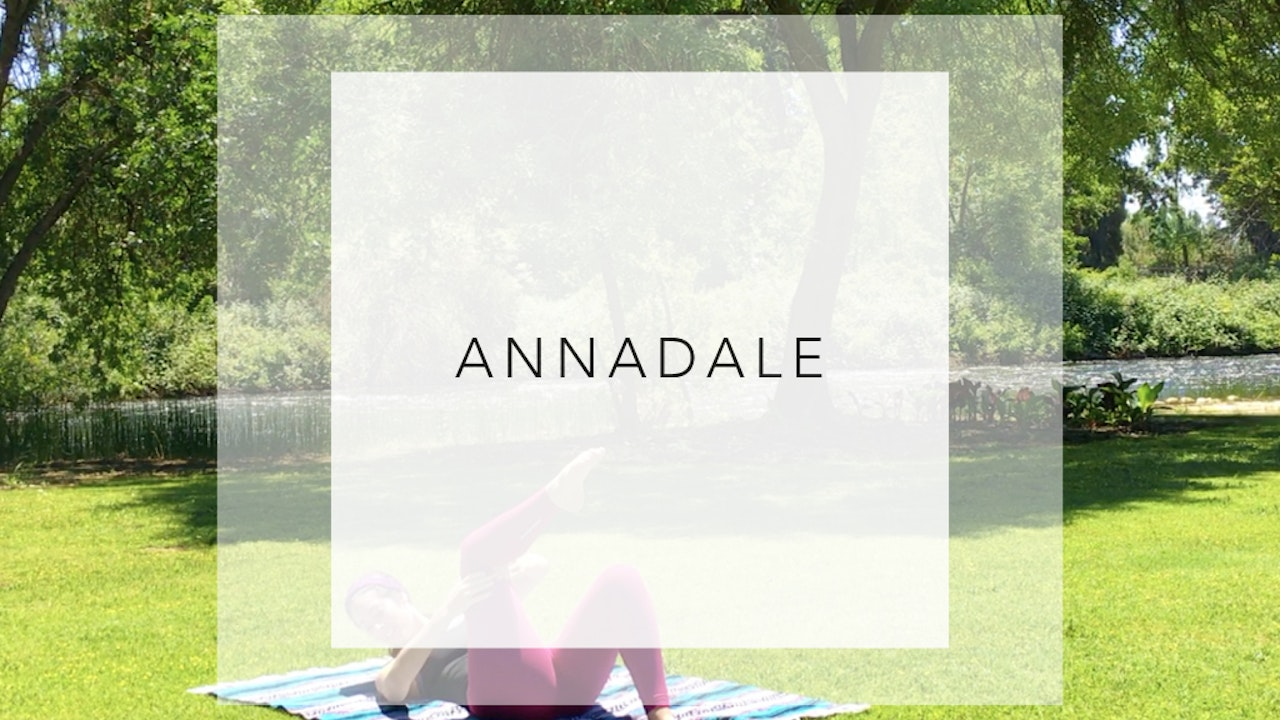 Annadale: 10 Minute Ab Sculpting