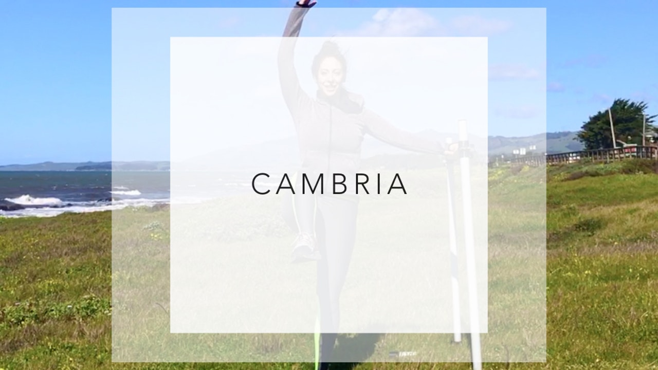 Cambria: 17 Minute Total Body Workout