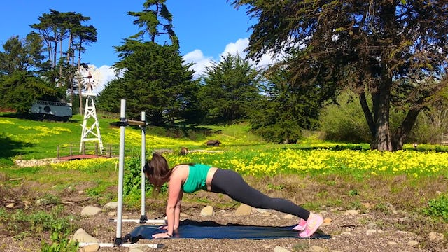OceanPoint Ranch: Warm Up & Abs