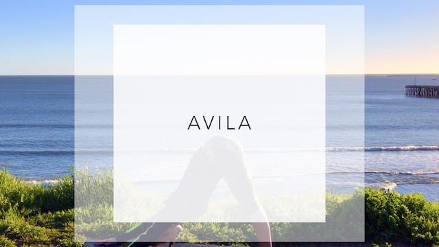 Avila: 9 Minute Yoga Workout