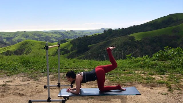 Green Valley Glutes & Cool Down