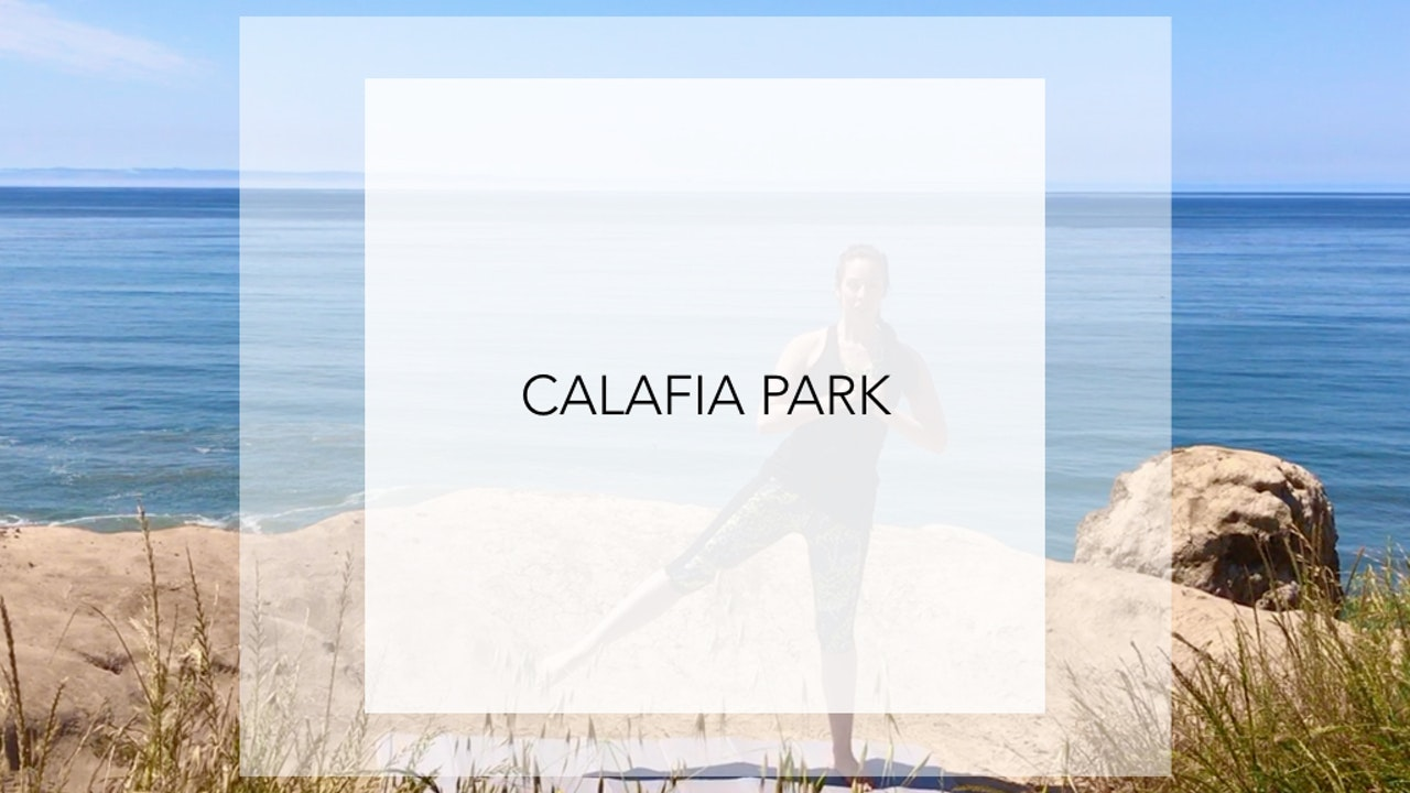 Calafia Park: 24 Minute Total Body Workout