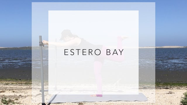 Estero Bay: 19 Minute Slender Burn