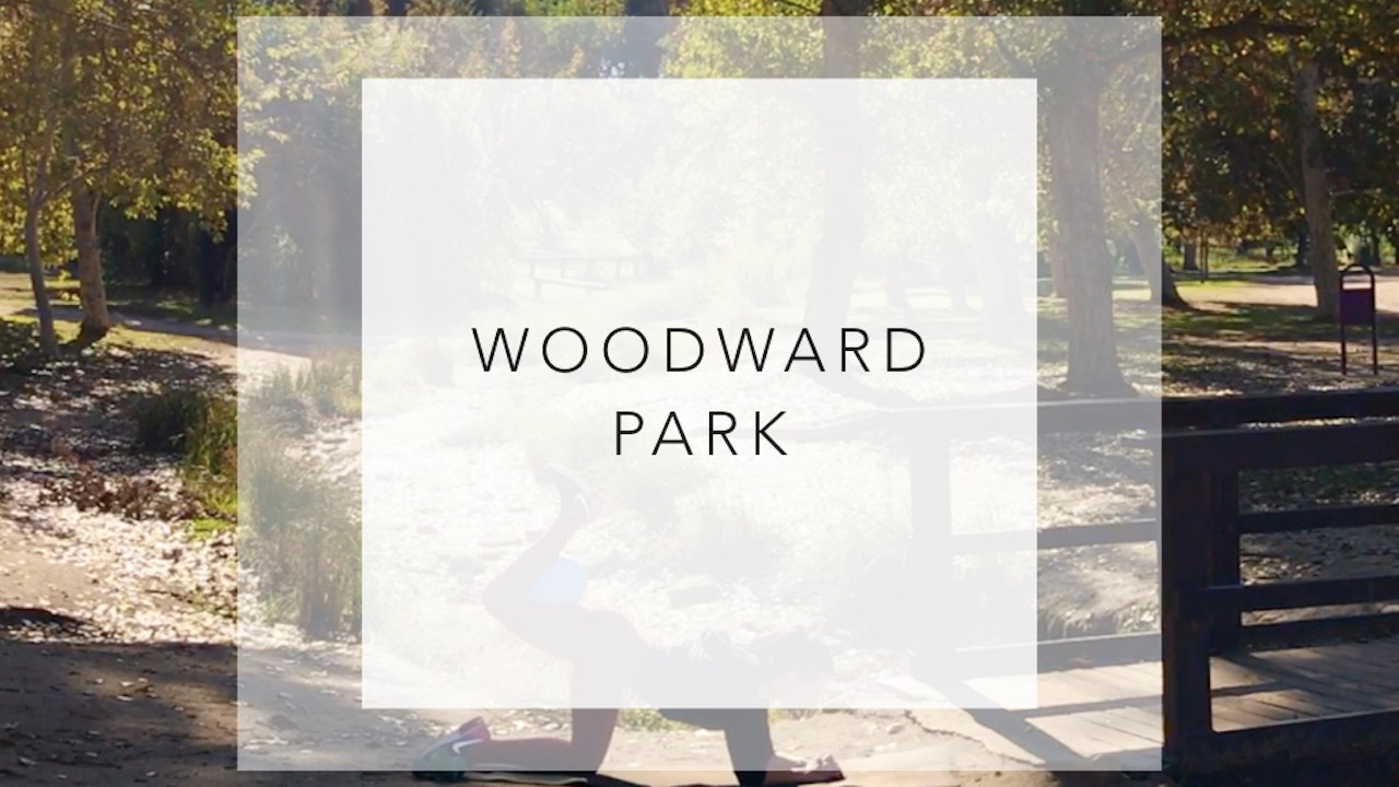 Woodward Park: 23 Minute Total Body Ball Workout