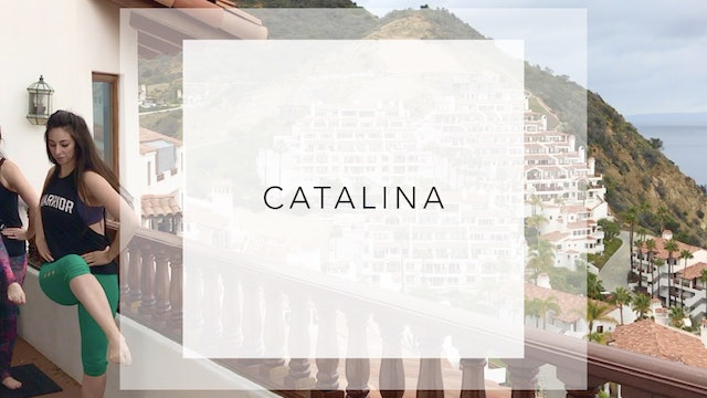 Catalina: 16 Minute Total Body Workout