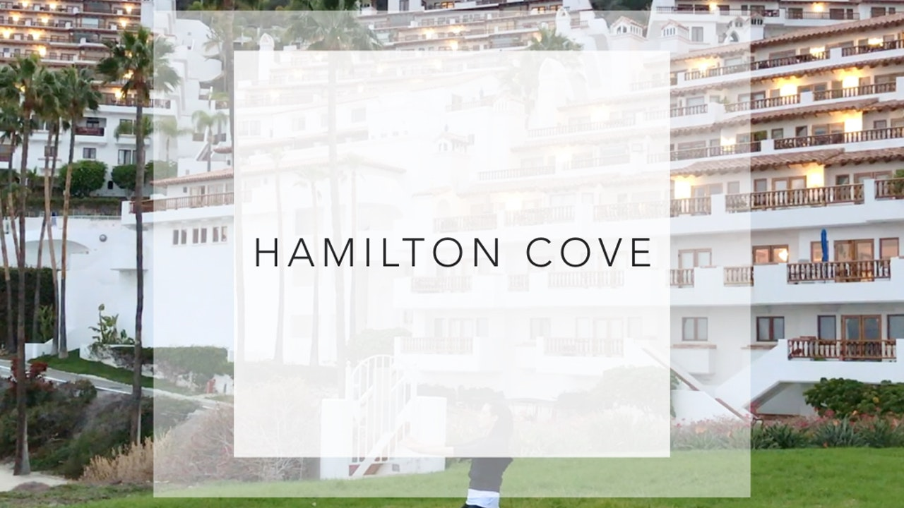Hamilton Cove: 15 Minute Total Body Workout
