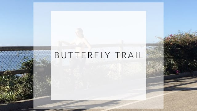 Butterfly Trail: 18 Minute Total Body Barre Workout