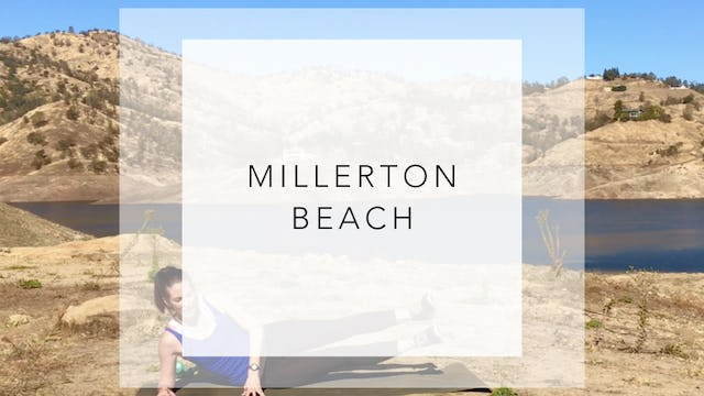 Millerton Beach: 25 Minute Total Body Beach Workout