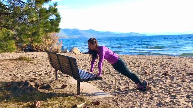 Lake Tahoe: Abs & Arms