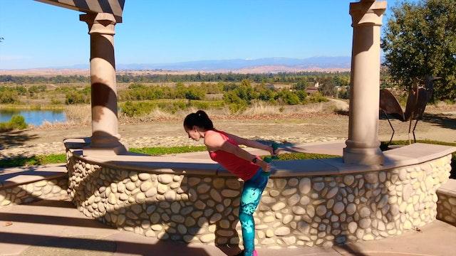 Palm Bluff Trail: Arms