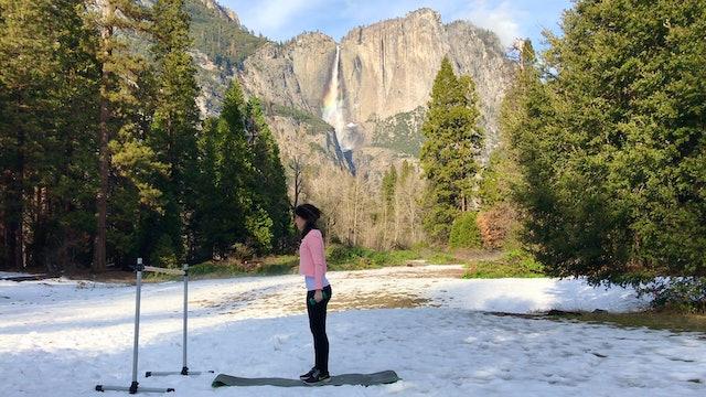 Yosemite Falls: Arms