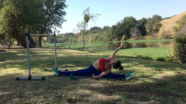 First Stretch