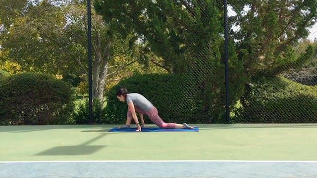 Second Stretch