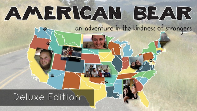 American Bear - Deluxe Edition