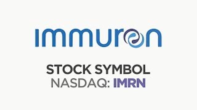 Immuron Ltd (NASDAQ: IMRN)