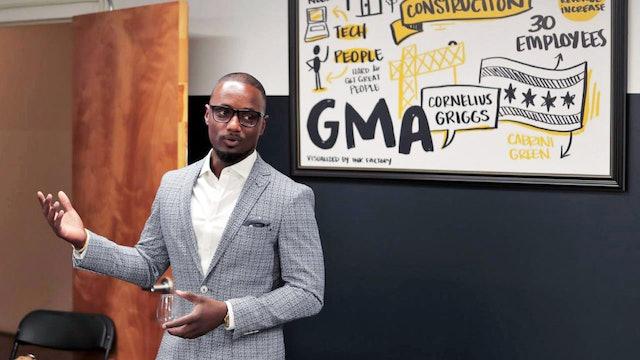 Impact Award Winner - GMA Construction