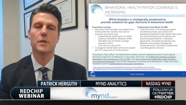 MYnd Analytics  Webinar