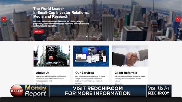 This Week on RedChip TV, (NASDAQ: NMR...
