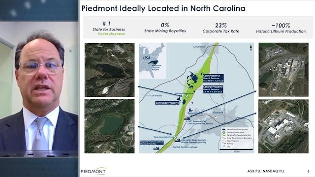 Piedmont Lithium Limited (Nasdaq: PLL)