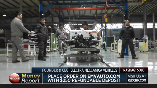 Electra Meccanica Sales Growing for Innovative 1- and 2-Seat Electric Vehicles