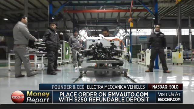 Electra Meccanica Sales Growing for I...