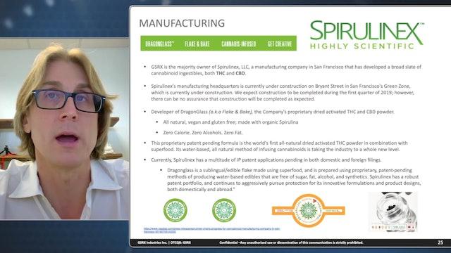 GSRX Industries Webinar Replay