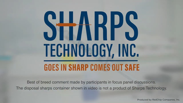 Sharps Provensa New Smart Safety Syringe from Sharps Technology