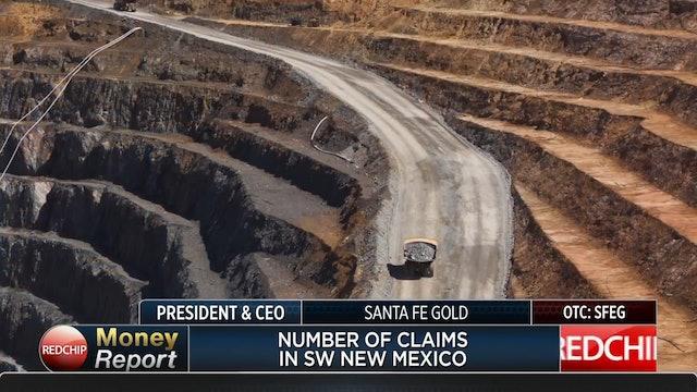 Santa Fe Gold Corporation (OTC: SFEG)