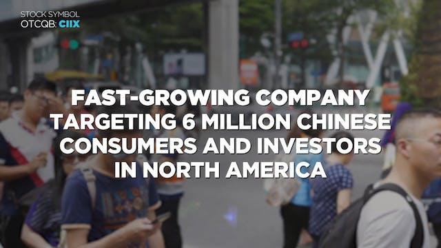 ChineseInvestors.com, Inc. (OTCQB: CIIX)