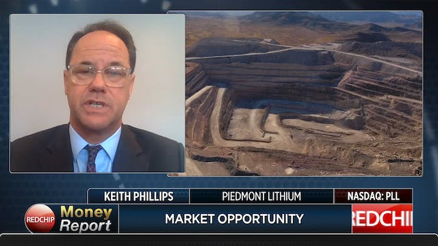 Piedmont Lithium (NASDAQ: PLL) and MY...