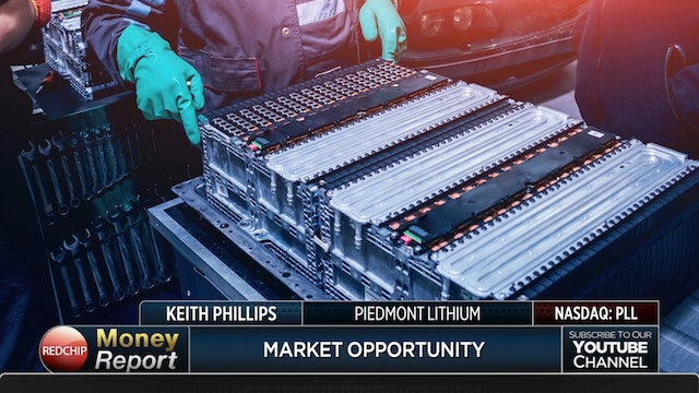 Piedmont Lithium Only Conventional US Lithium Development Project