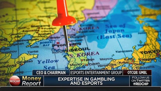 Esports Entertainment Group (OTCQB: GMBL)