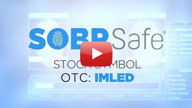 SOBRSafe (OTC: IMLED) Innovative Finger Scan Alcohol Detection Technology